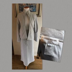 Two Piece Skirt and Jacket